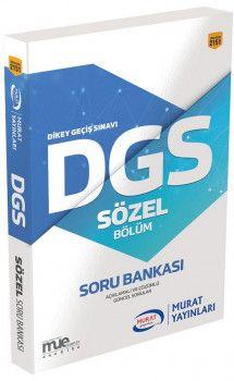 Murat Yayınları DGS Sözel Bölüm Soru Bankası 2151