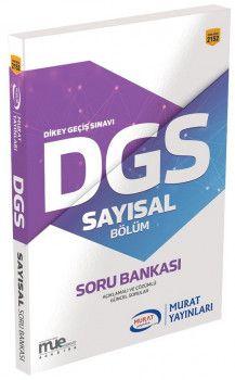 Murat Yayınları DGS Sayısal Bölüm Soru Bankası 2152