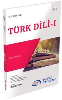 Murat Yayınları Güz Dönemi Türk Dili 1 9007