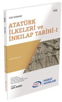 Murat Yayınları Güz Dönemi Atatürk İlkeleri ve İnkılap Tarihi 1 9008