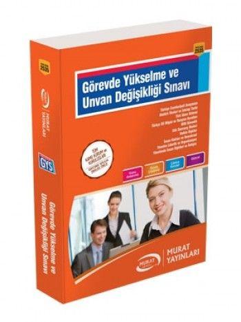 Murat Yayınları Görevde Yükselme ve Unvan Değişikliği Sınavı
