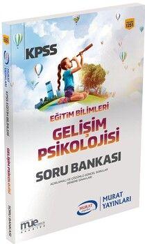 Murat Yayınları KPSS Eğitim Bilimleri Gelişim Psikolojisi Soru Bankası