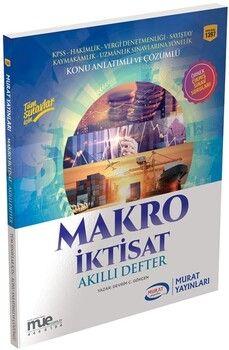 Murat Yayınları Makro İktisat Akıllı Defter
