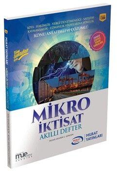 Murat Yayınları Mikro İktisat Akıllı Defter