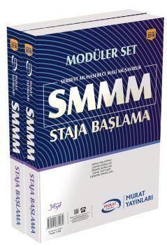 Murat Yayınları SMMM Staja Başlama Modüler Set 2210