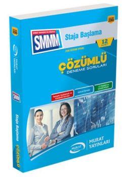 Murat Yayınları SMMM Staja Başlama Çözümlü 12 Deneme
