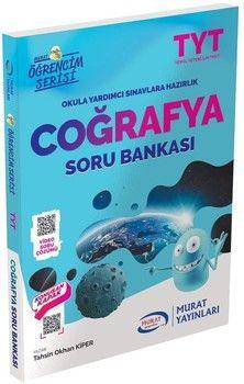 Murat Yayınları TYT Coğrafya Soru Bankası
