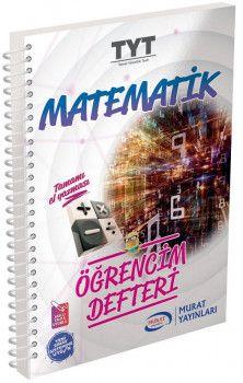 Murat Yayınları TYT Matematik Öğrencim Defteri 3012