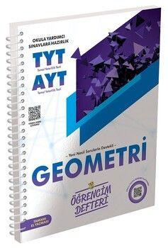 Murat Yayınları TYT AYT Geometri Öğrencim Defteri 3009