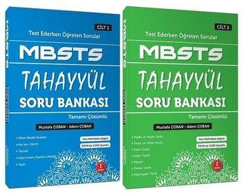 Mustafa Çoban Adem Çoban 2020 MBSTS TAHAYYÜL Soru Bankası Çözümlü Set
