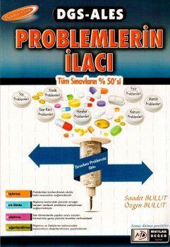 Mutlak Değer Yayınları DGS ALES Problemlerin İlacı
