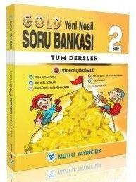 Mutlu Yayıncılık 2. Sınıf Tüm Dersler Gold Soru Bankası