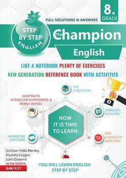 Nartest Yayınları 8. Sınıf İngilizce Defter Tadında Tane Tane