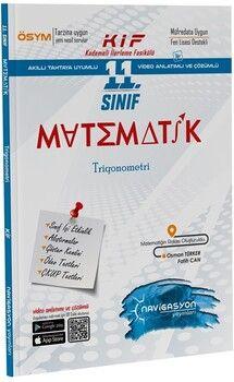 Navigasyon Yayınları11. Sınıf Matematik Trigonometri Fasikülü