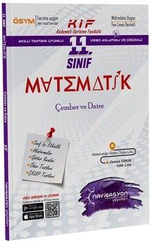 Navigasyon Yayınları11. Sınıf Matematik Çember ve Daire Fasikülü