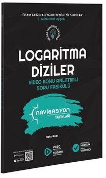 Navigasyon Yayınları Logaritma Diziler Konu Anlatımlı Soru Fasikülü