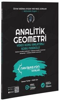 Navigasyon Yayınları Analitik Geometri Konu Anlatımlı Soru Fasikülü