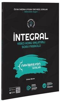 Navigasyon Yayınları İntegral Konu Anlatımlı Soru Fasikülü