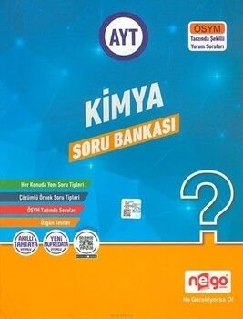 Nego Yayınları AYT Kimya Soru Bankası