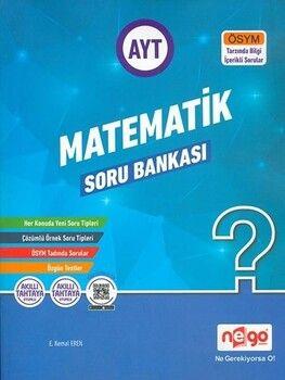 Nego Yayınları AYT Matematik Soru Bankası