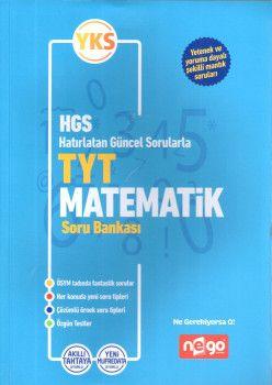 Nego Yayınları Hatırlatan Güncel Sorularla TYT Matematik Soru Bankası