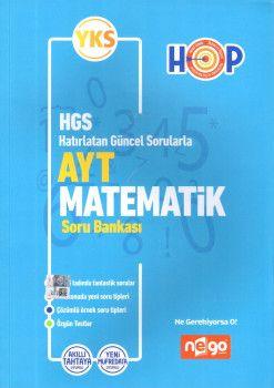 Nego Yayınları Hatırlatan Güncel Sorularla AYT Matematik Soru Bankası