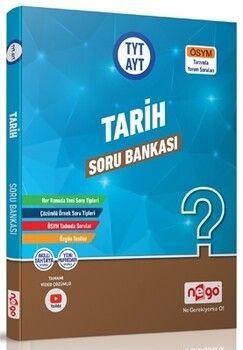 Nego Yayınları TYT AYT Tarih Soru Bankası