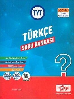Nego Yayınları TYT Türkçe Soru Bankası