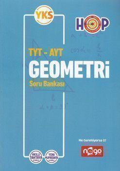 Nego Yayınları TYT AYT Geometri Soru Bankası