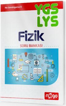 Nego Yayınları YGS LYS Fizik Soru Bankası