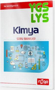 Nego Yayınları YGS LYS Kimya Soru Bankası