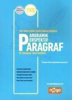 Nego Yayınları YKS Panoramik Perspektif Paragraf Soru Bankası