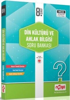 Nego Yayınları8. Sınıf Din Kültürü ve Ahlak Bilgisi Soru Bankası