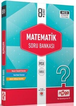 Nego Yayınları8. Sınıf Matematik Soru Bankası