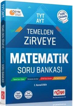 Nego YayınlarıTYT AYT Matematik Temelden Zirveye Soru Bankası