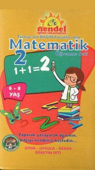 Nendel Eğitim Teknolojileri 2. Sınıf Matematik Öğrenme Seti