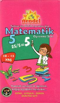 Nendel Eğitim Teknolojileri 5. Sınıf Matematik Öğrenme Seti