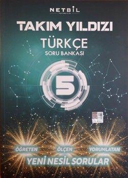 Netbil Yayıncılık 5. Sınıf Türkçe Takım Yıldızı Soru Bankası