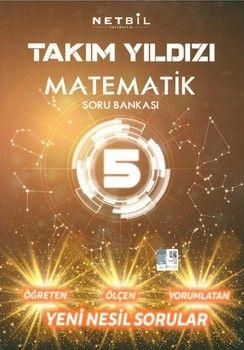 Netbil Yayıncılık 5. Sınıf Matematik Takım Yıldızı Soru Bankası