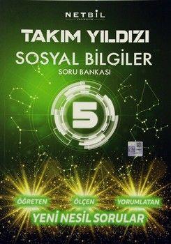 Netbil Yayıncılık 5. Sınıf Sosyal Bilgiler Takım Yıldızı Soru Bankası