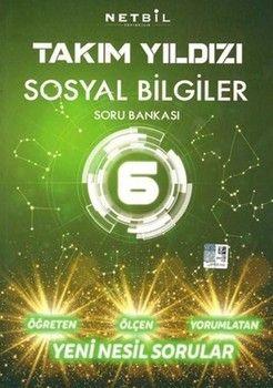 Netbil Yayıncılık 6. Sınıf Sosyal Bilgiler Takım Yıldızı Soru Bankası