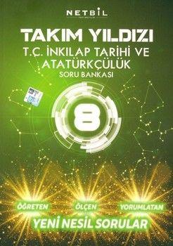 Netbil Yayıncılık 8. Sınıf T.C. İnkılap Tarihi ve Atatürkçülük Takım Yıldızı Soru Bankası