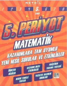 Netbil Yayıncılık 5. Sınıf Matematik 5. Periyot