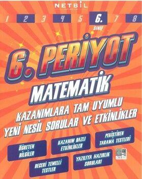 Netbil Yayıncılık 6. Sınıf Matematik 6. Periyot