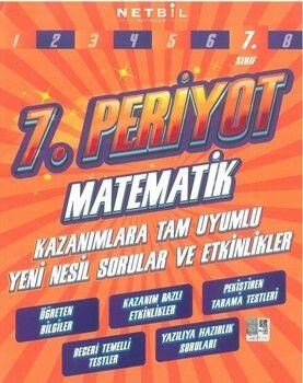 Netbil Yayıncılık 7. Sınıf Matematik 7. Periyot