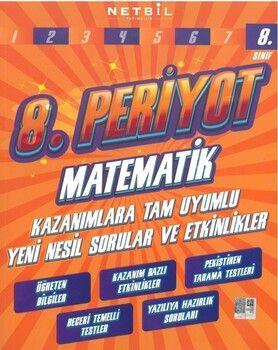 Netbil Yayıncılık 8. Sınıf Matematik 8. Periyot