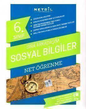 Netbil Yayıncılık 6. Sınıf Sosyal Bilgiler Net Öğrenme Sıra Arkadaşım
