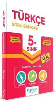 Netfen Yayınları 5. Sınıf Türkçe Soru Bankası