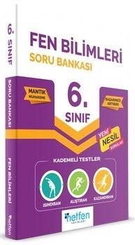 Netfen Yayınları 6. Sınıf Fen Bilimleri Soru Bankası