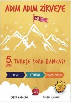 Newton Yayınları 5. Sınıf Türkçe Adım Adım Zirveye Soru Bankası